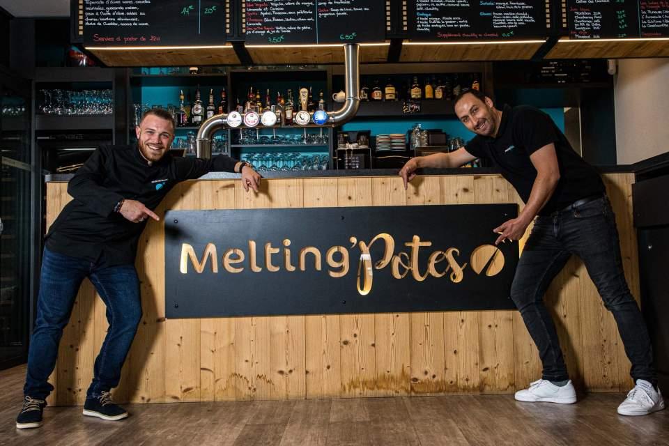 Melting'Potes